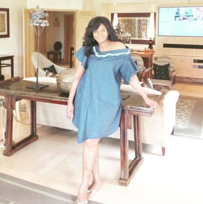 Actress Omotola Jalade Opens Up On Controversial S*x Scenes