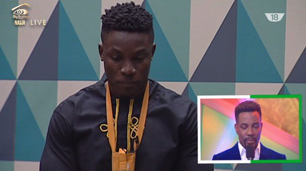 Just In: Bassey Evicted From #BBNaija House