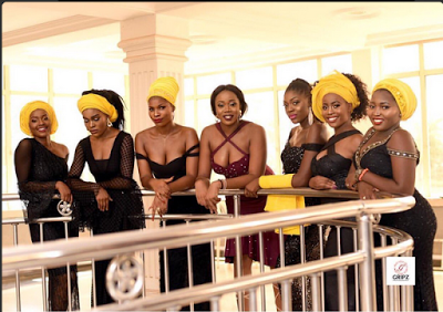 Check Out What These Ladies Wore For Their Final Year Thanksgiving Service (Photos)
