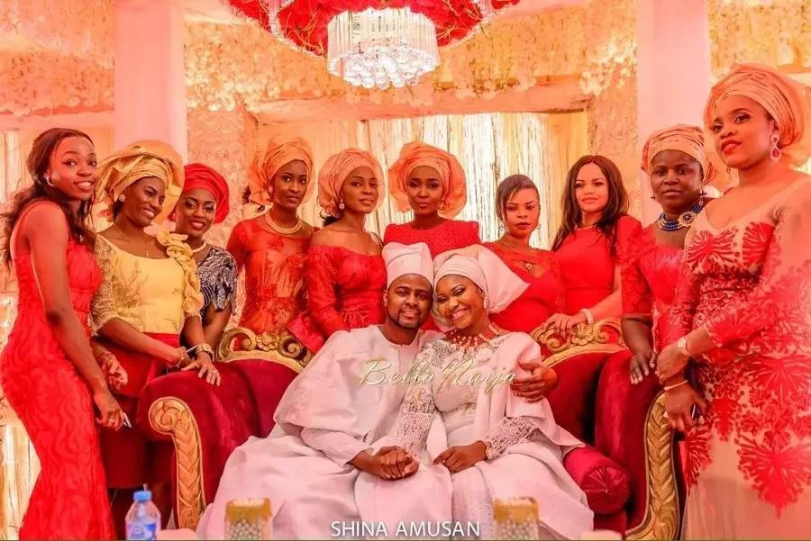 Nigerian Celebrity Weddings: Style And Opulence | Jiji Blog