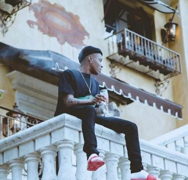 STARBOY! Checkout Wizkid's New House In Los Angeles (Photos