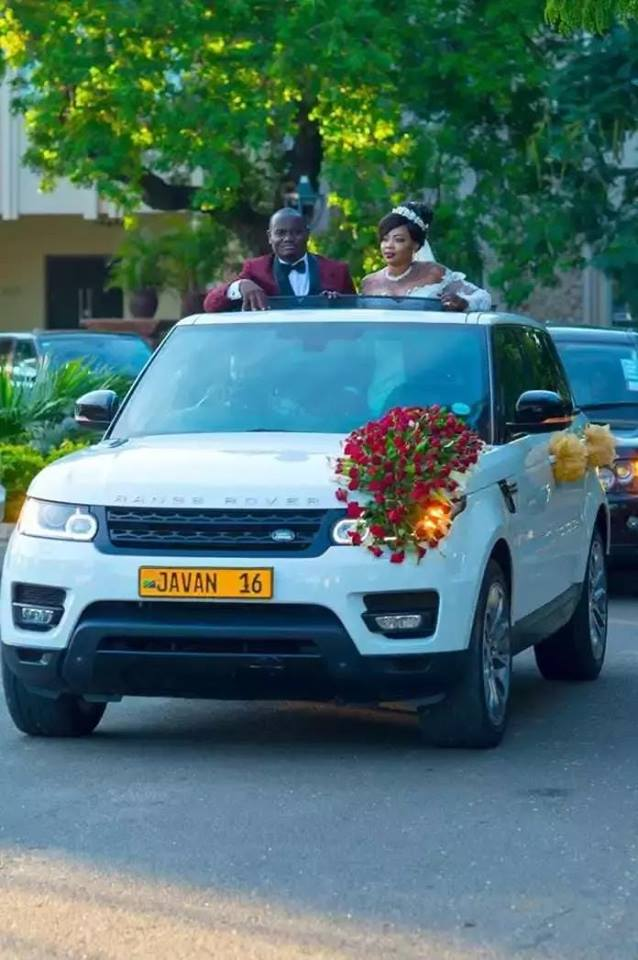 Sharp Guy! Kenyan Millionaire Javan Bidogo Wed's Two Friends Same Weekend (Photos)