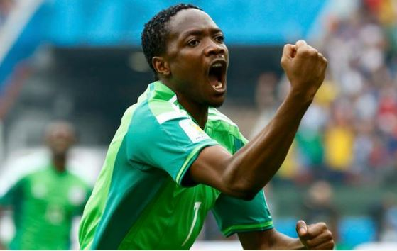 Ahmed Musa to Quit Super Eagles over Captaincy Row