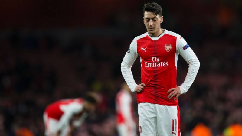 I Don't Listen To My Critics, Only To Wenger – Ozil ...