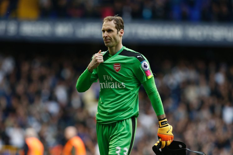 How Petr Cech Returned To Chelsea Before Arsenal's Loss At ...