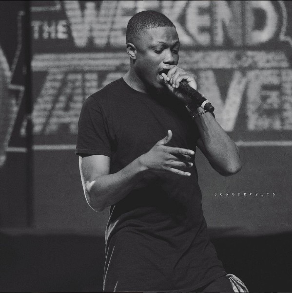 Rapper Vector Trolls On Fan After Accused Of Going Commercial Because He Was Broke