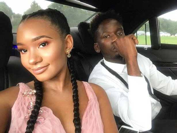 Mr Eazi Causes Uproar On Social Media as He Finally Declares Love For Billionaire's Daughter, Temi Otedola's (Photos)