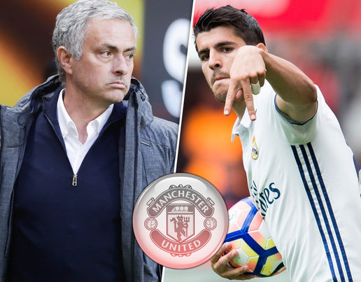 Alvaro Morata Agrees 5-Year-Deal + £350,000-A-Week Deal With Man United (See Details)