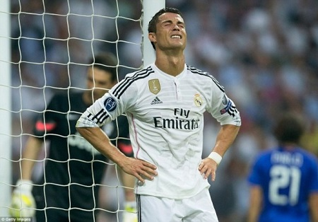 Just In: Cristiano Ronaldo in 14.7 Million Euro Tax Evasion Trouble