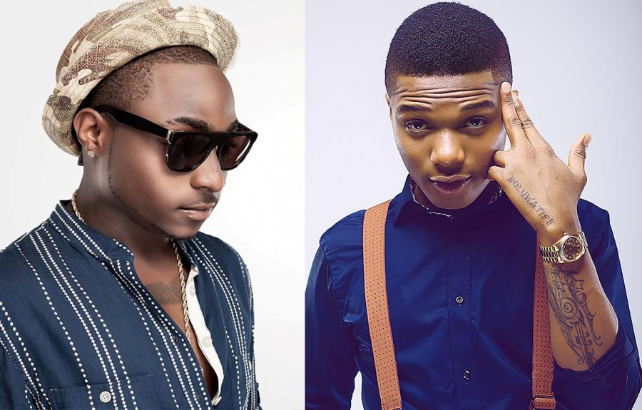 Savage! Wizkid Comes For Davido; The Future You See is Better than The Ronaldo You Don't Know (See Davido's Epic Reply)