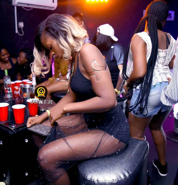 See Me See Gobe!  What Is This Slay Mama Trying To Do? (Photo)