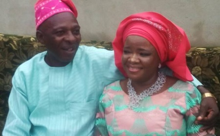 Love: Excitement As 50-year-old Spinster Weds Her Man In Abuja RCCG (Photos)