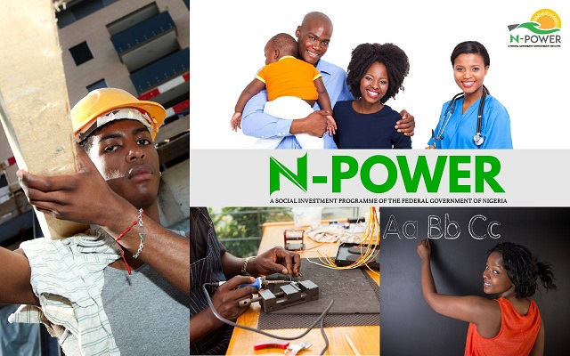 N-Power Portal Now Open: Here's How To Apply As 2017 Recruitment + Closing Date