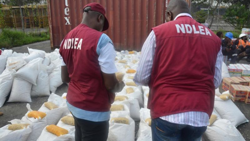 NDLEA Arrests 3 Women For Selling Cannabis In Badagry