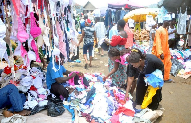 Must Read! 5 Categories of Women You Will Definitely Find at Okirika(Fairly Used Clothes) Spot
