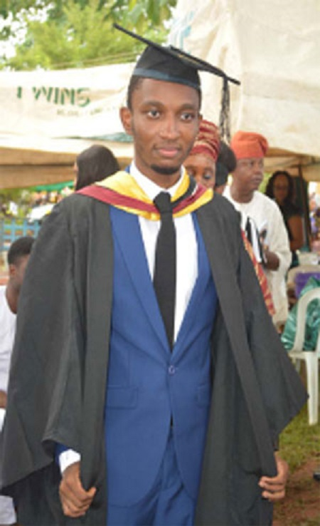 20-year-old Nigerian Set Record Graduated With 5.0 CPGA in Poland