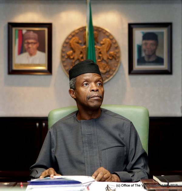 Osibanjo Signs N7.441 Trillion Budget Into Law