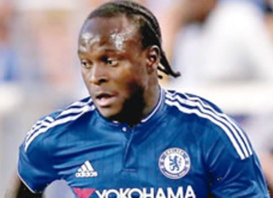 Super Eagle Striker Victor Moses Advises Onyekuru to Shun Arsenal