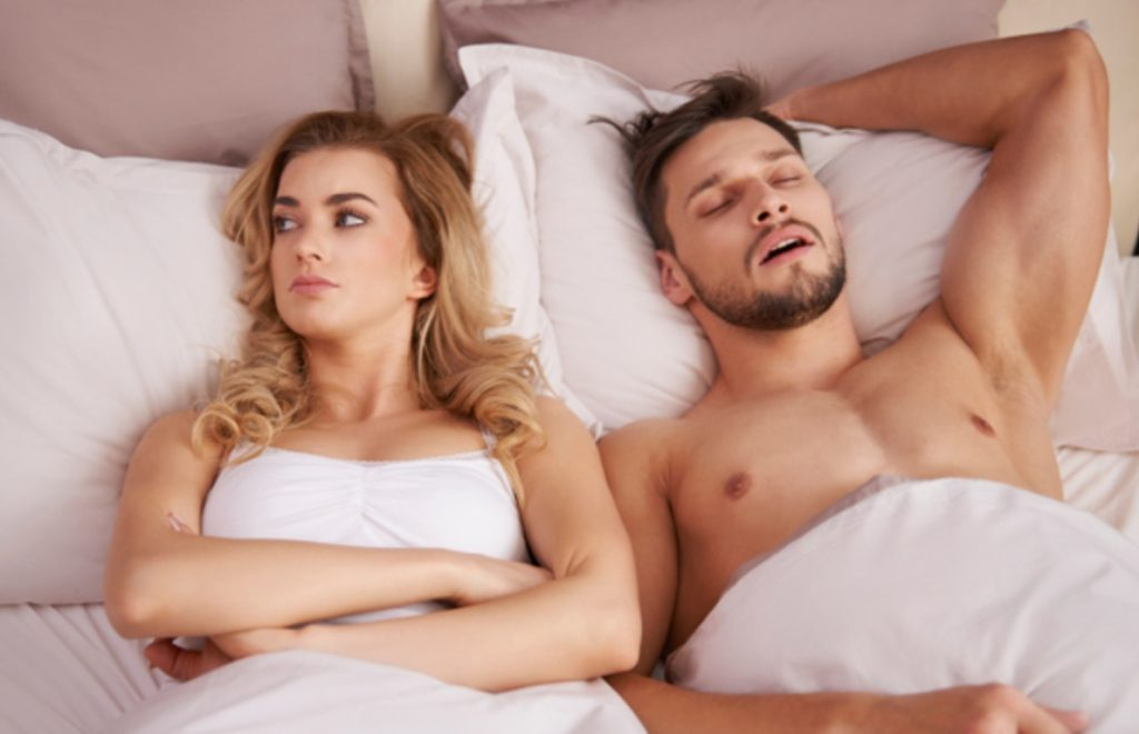 Why Do Men Sleep After S3x? (See Shocking Reason)