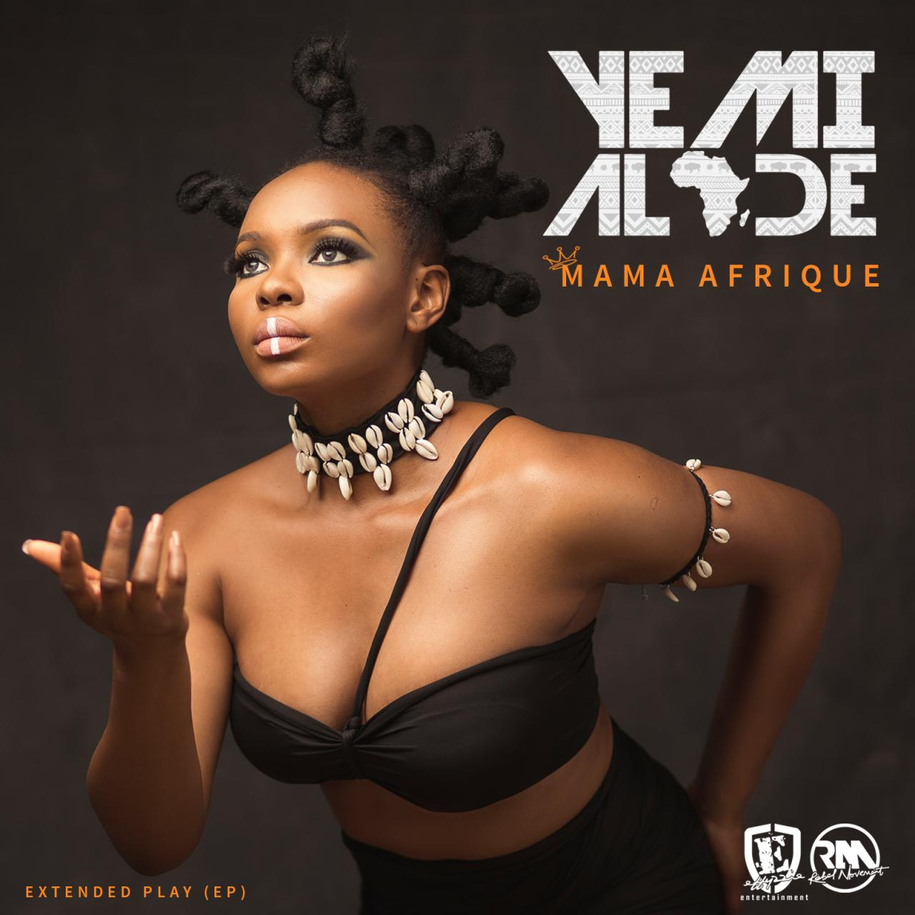 "Cover Art Revealed For Yemi Alade's ""Mama Afrique"" EP"