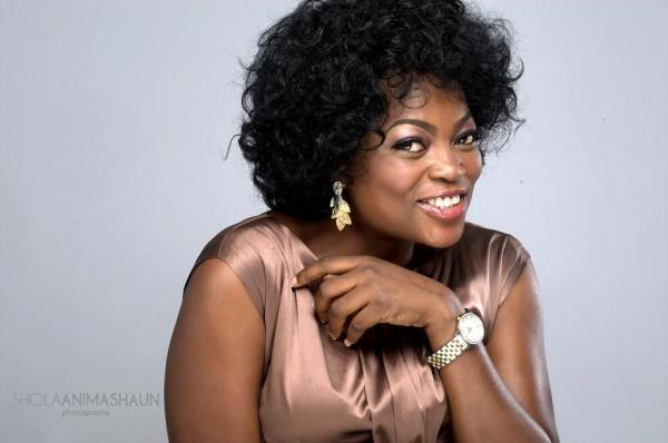 Wow! Funke Akindele Shows Off Baby Bump in New Video (WATCH)