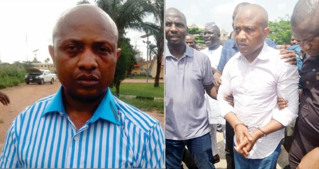This Is How Evans was Arrested in 2006 for Armed Robbery