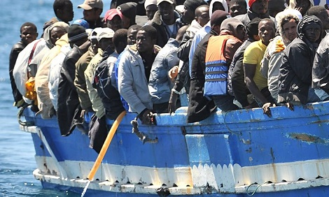Report Claim Over 900 Migrants Journeying to Europe Rescued Off Libya
