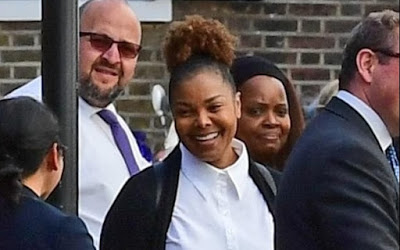 Janet Jackson Remains Unbothered After High Court Meeting To Discuss Divorce Battle Against Her Husband