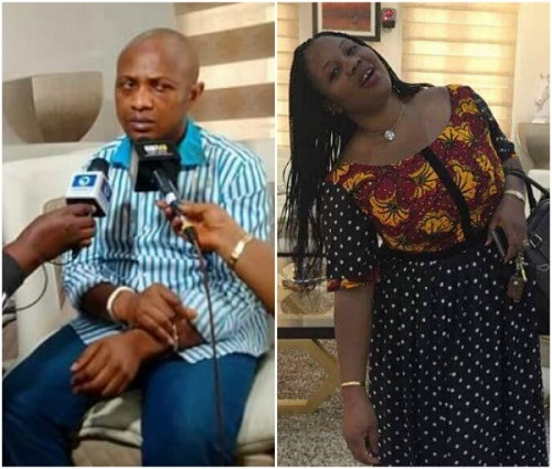 Evans' Wife Says She Didn't Know Her Husband was Into Kidnapping