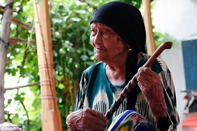 Welldone Mami! World's Oldest Woman Celebrates 131st Birthday (Photos)