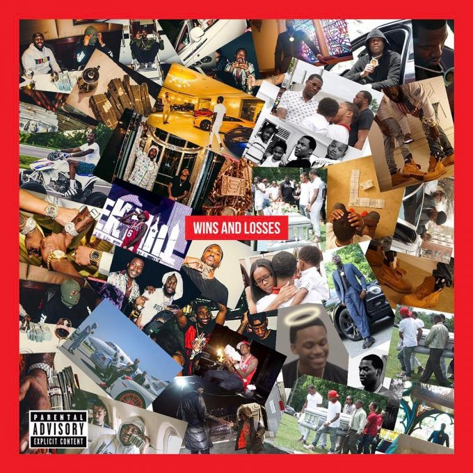 "Meek Mill Shares ""Wins & Losses"" Release Date"