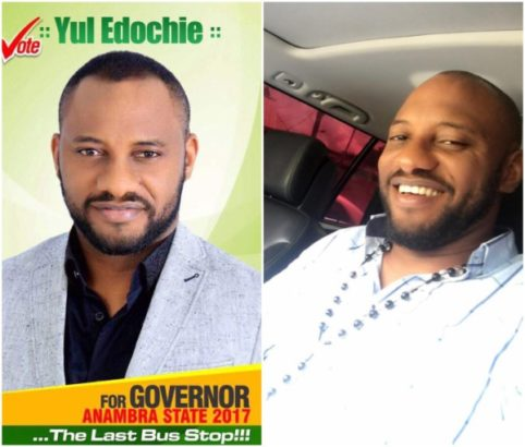 Yul Edochie Announces Political Ambition, Declares His Intention To Run For Next Governor Of Anambra State