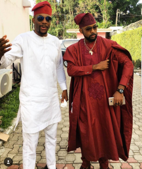 """When I First Met Ebuka I Didn't Like Him"" – Banky W"