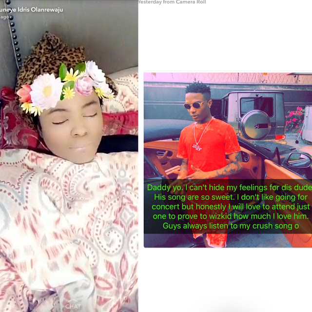 I Can't Hide My Feelings For You – Bobrisky Tells Wizkid