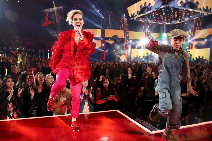 Katy Perry to host 2017 MTV Video Music Awards - GLtrends.ng