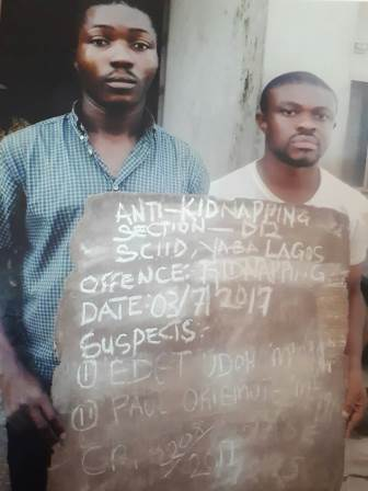 Man Kidnaps Self, To Receive N60m Ransom From Elder Brother (Photo)
