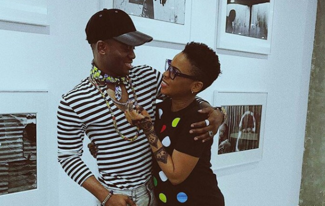 Love Story! Lil Kesh Comes for Korede Bello on Instagram Because of Chidinma (Photos)
