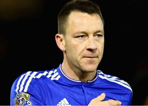 Five Facts about John Terry's Glittering Career