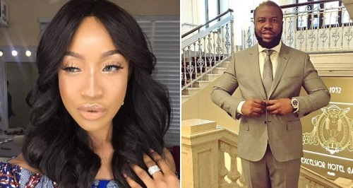 Tonto Dikeh Publicly Support Hushpuppi On Instagram, Declares Herself #Teamhushpuppi