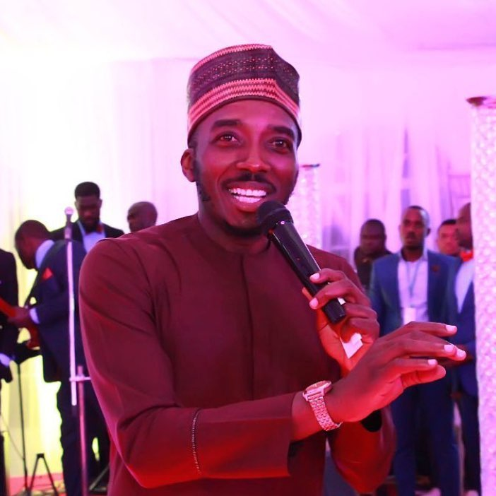 Epic! Read Bovi's Response To An IG User Who Begged Him For Money