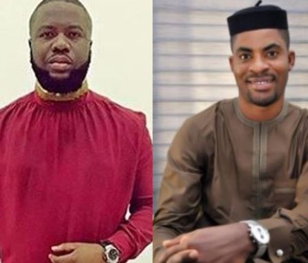 """""""Come and beat me"""" – Ray Hushpuppi Reacts To Call For His Arrest By Deji Adeyanju"""