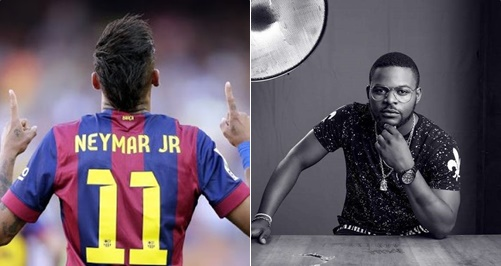"""My Children Must Play Football…"" – Falz Reacts to Neymar's Weekly Salary"