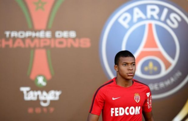 PSG Closing In On £163m Deal For Mbappe