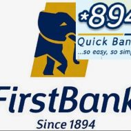 first bank mobile money transfer code