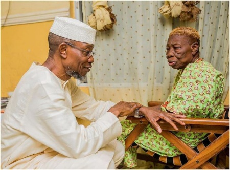 Osun State Governor, Rauf Aregbesola Loses Mum