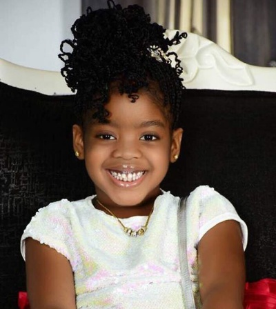 Comedian Basketmouth Celebrates Daughter As She Turns A Year Older