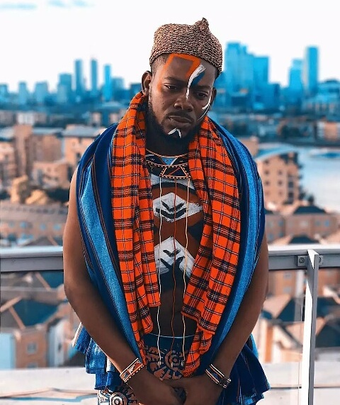 Singer Adekunle Gold Is Freaky Funky In New Photos