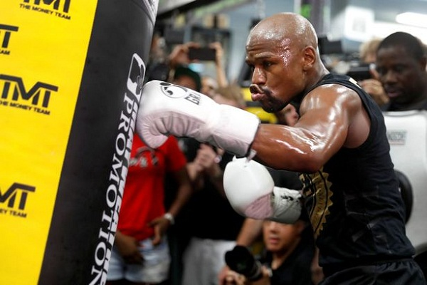 'It's Different when you get in There with Floyd' – Mayweather Vows to Finish McGregor