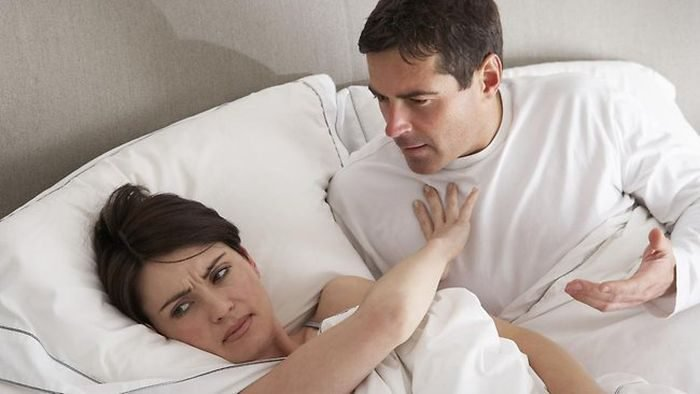 When Your Wife Refuses You $ex, This Is What You Should Do (18+ Only)