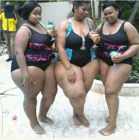 Big, Bold and Beautiful Women Stun in Swimsuits (Photo)